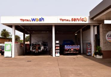Total wash et service, lavage et entretien technique