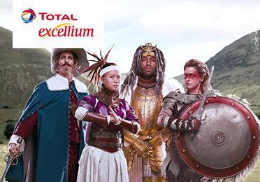 Campagne Total Excellium 2019