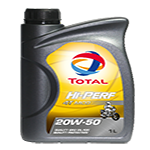 Total Hi-Perf4T MCO 20w50