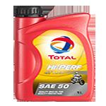 Total Hi-Perf 4TMCO SAE 50