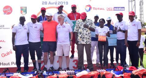 Semi-marathon Total Guinée de Conakry